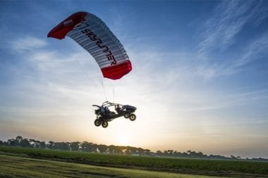 SkyRunner Flying Car