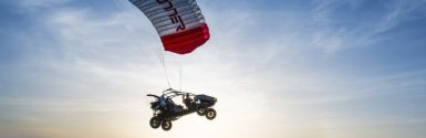 SkyRunner, the World's First Flying Off-Road Vehicle GO ANYWHERE!