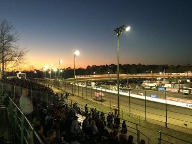 Sprint Car into Stands, Fans Injured - Volusia Speedway Park Statement