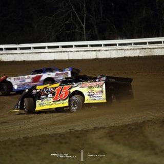 Steve Francis Bubba Raceway Park 8146