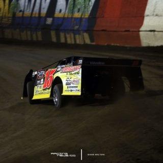 Steve Francis Dirt Late Model 4256