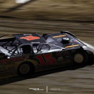 Steve Francis Dirt Late Model 6191