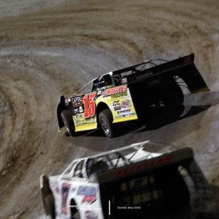 Steve Francis Dirt Racing Photo 6166