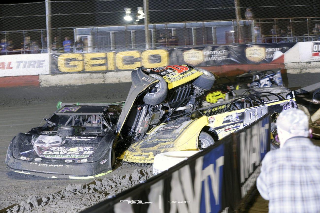 Steve Francis Flip at East Bay Raceway Park 5488