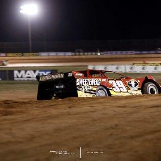 Tim McCreadie 2017 RaceCar