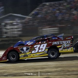 Tim McCreadie Dirt Racing Photo 7367