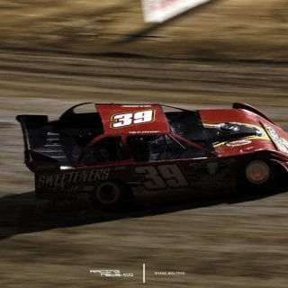 Tim McCreadie East Bay Raceway Park Lucas Oil Late Model Dirt Series Winner 6229