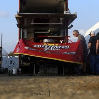 Tim McCreadie Pits - Dirt Late Model 4125