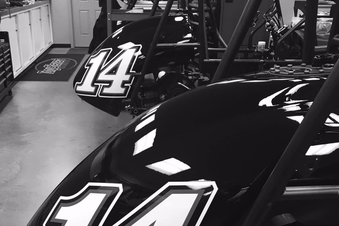 Tony Stewart 2017 Schedule - Dirt Racing Schedule Header