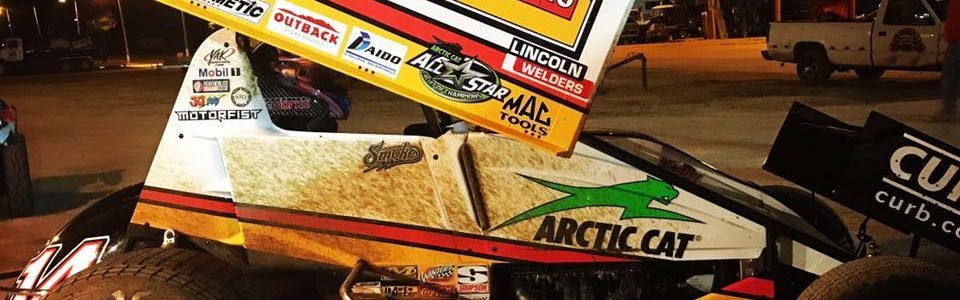 Tony Stewart Withdraws from ASCOC Sprint Car Event