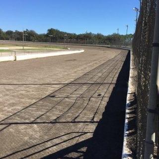 Volusia Speedway Track