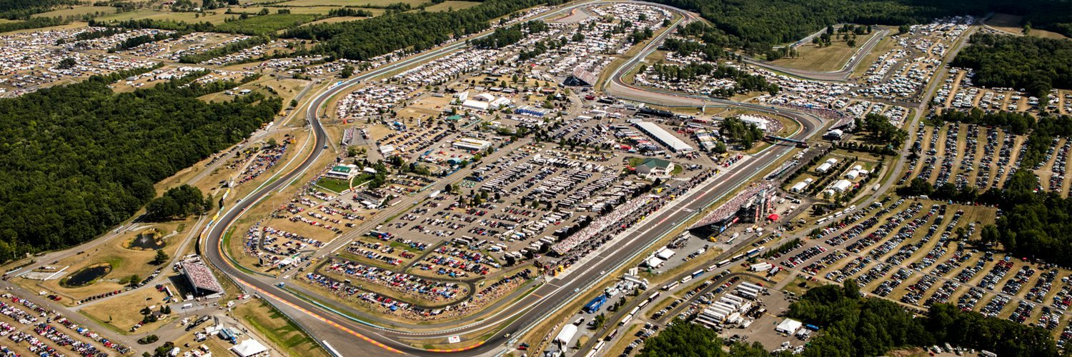 Watkins Glen International from the air