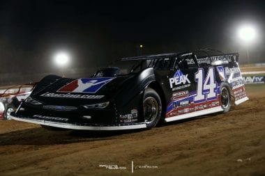 iRacing Dirt Late Model - Clint Bowyer Racing