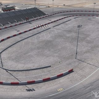 iRacing LVMS Bullring Photo