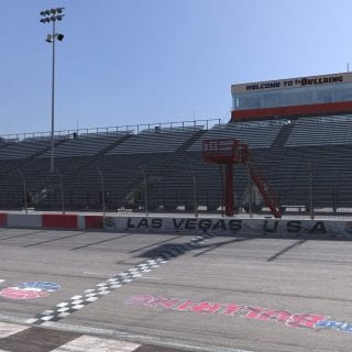 iRacing LVMS Bullring Screenshot