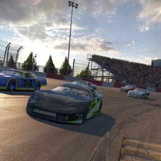 iRacing Las Vegas Motor Speedway Bullring Screenshot