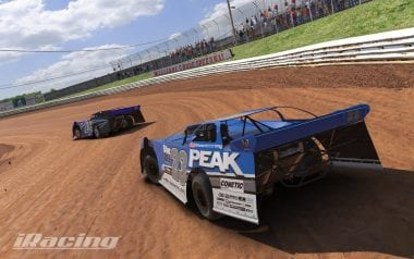 iRacing Late Model Alpha Testing - Williams Grove Speedway