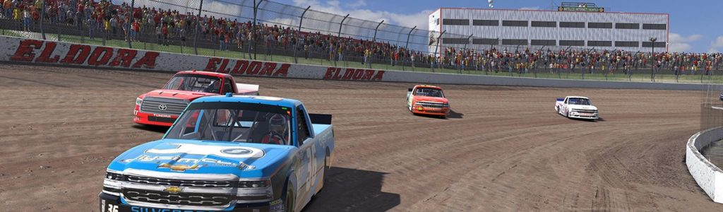 iRacing Dirt Racing Sim Update – February 2017