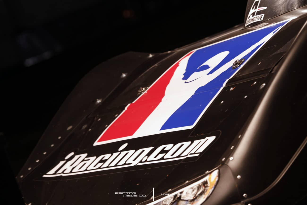 iRacing Racecar Sponsorship
