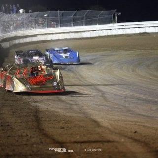 kryptonite race cars Gold Dirt Late Model 8211
