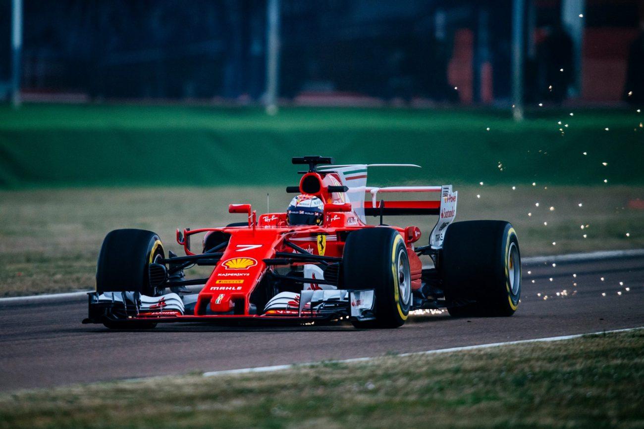 2017 Scuderia Ferrari Photo