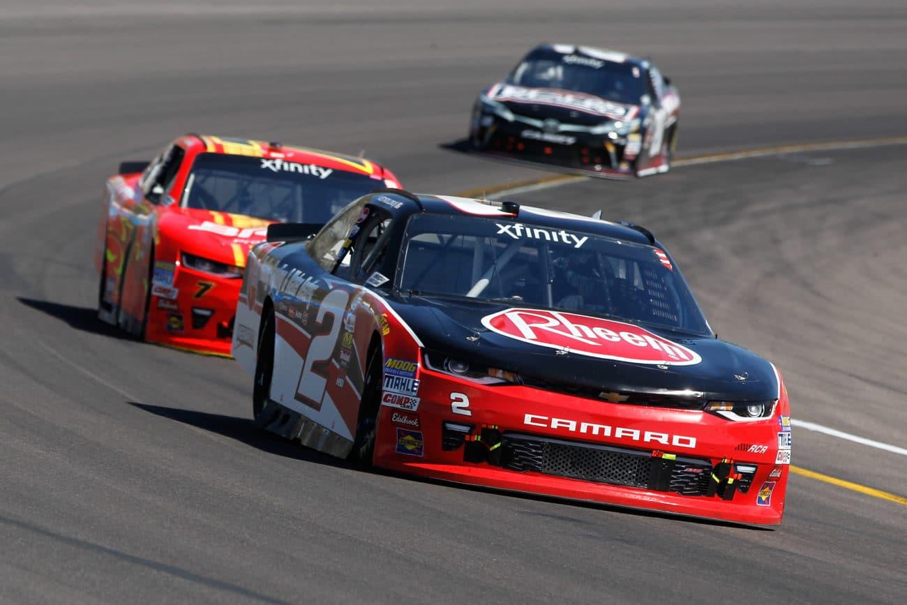 Austin Dillon Phoenix International Raceway - NASCAR Retaliation Penalties