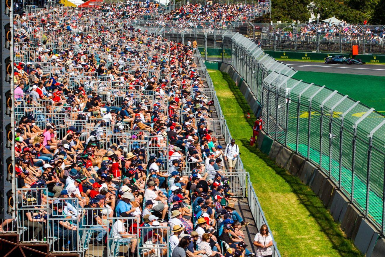 Australian GP Results 2017 - Lewis Hamilton