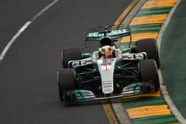 Australian GP Results - 2017 Mercedes AMG Petronas F1 Car