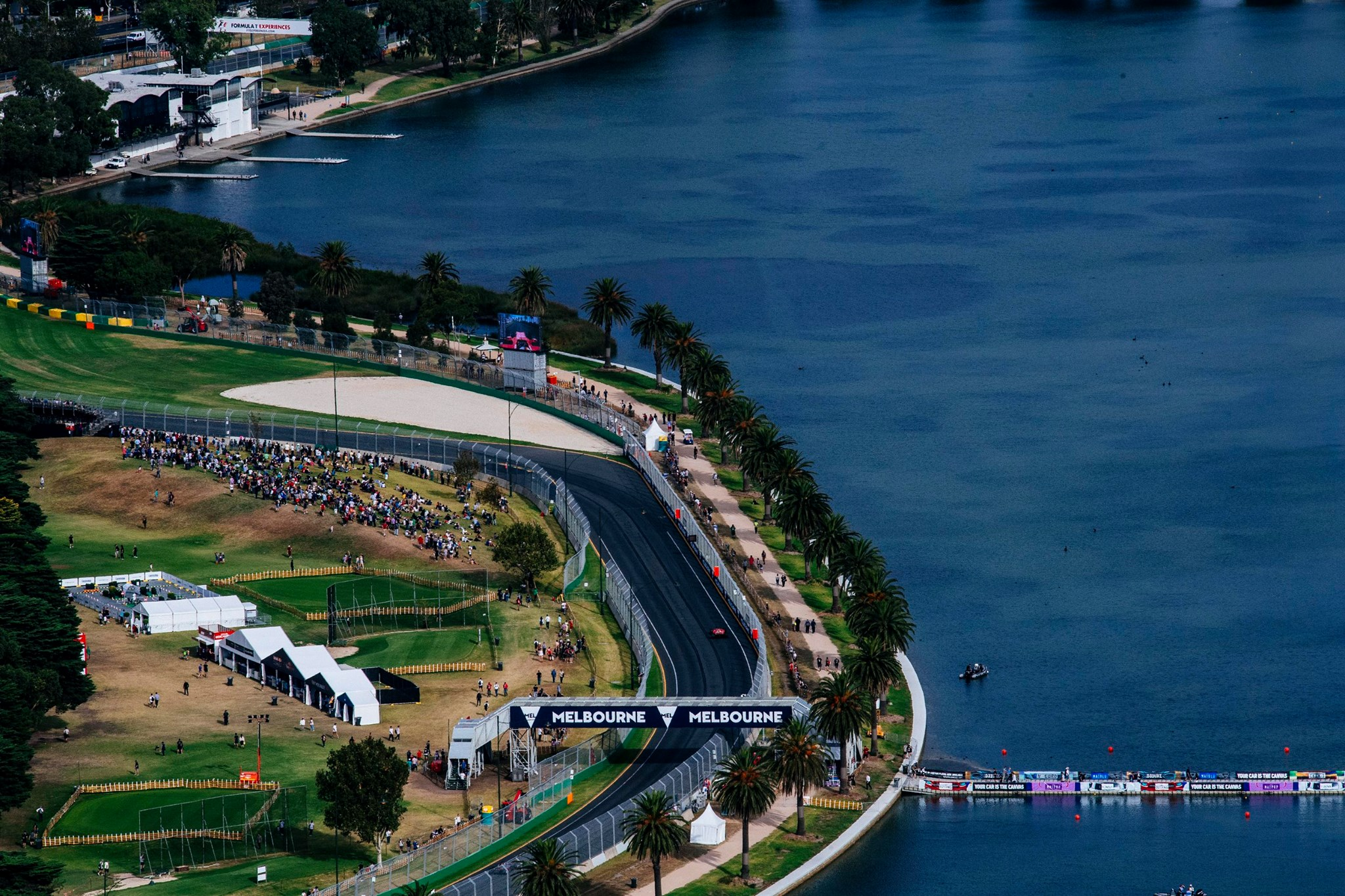 Australian Grand Prix - Albert Park - Melbourne