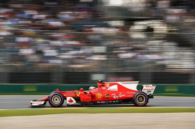 Australian Grand Prix Results - Scuderia Ferrari