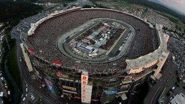 Bristol Motor Speedway Roof - Sporting Stadium 160,000 seats