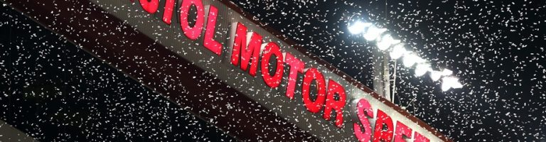 Bristol Motor Speedway Roof Project Discussed by Track Owner Bruton Smith