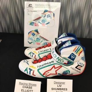 Chase Elliott Racing Shoes