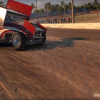 Christopher Bell iRacing Video