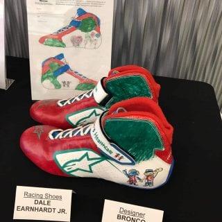 Dale Earnhardt Jr Racing Shoes