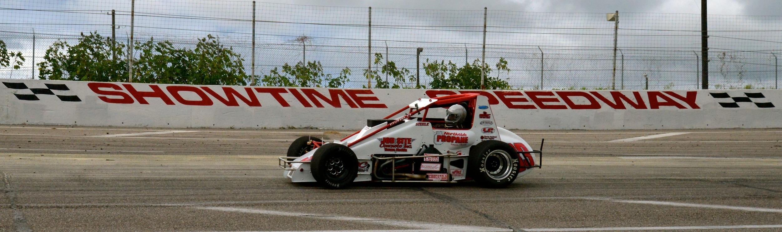 David Steele Little 500 - Showtime Speedway