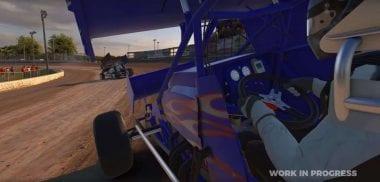 Dirt Racing Game - iRacing Winged Sprint Car