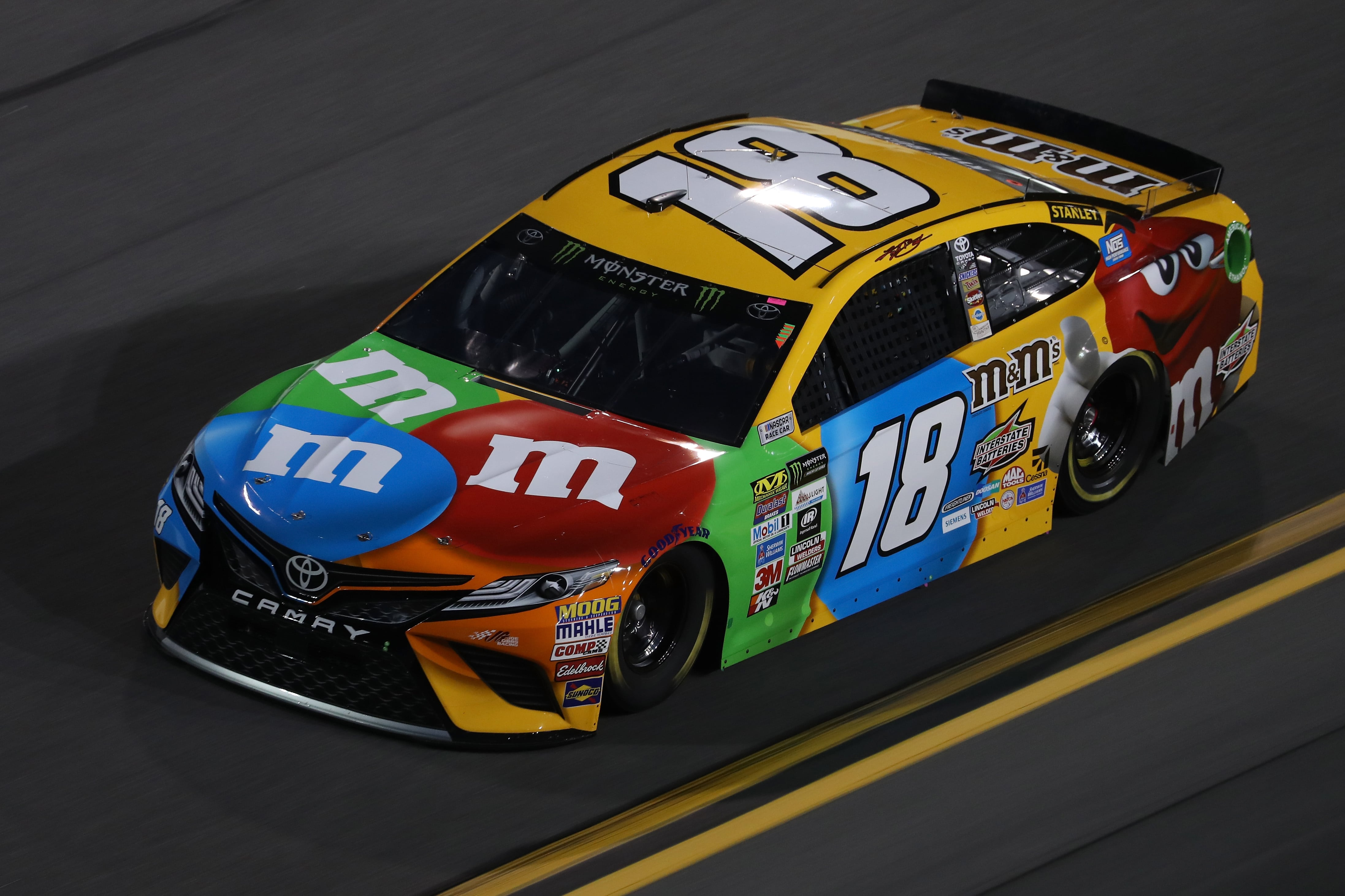 Joey logano made a phone call to kyle busch to discuss las vegas racing news - Pictures of kyle busch s car ...