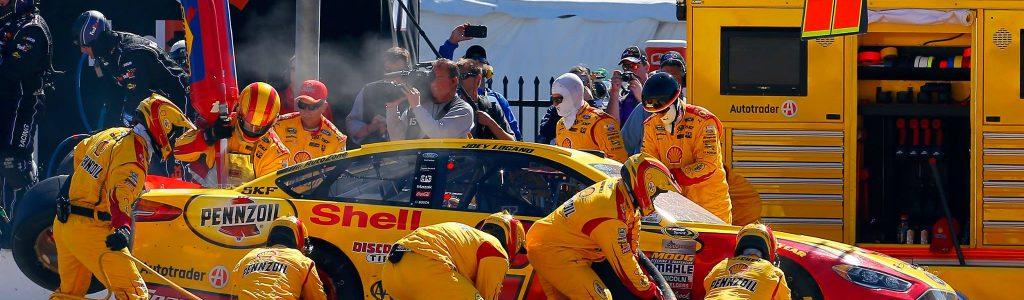 Las Vegas NASCAR Fight Under Review