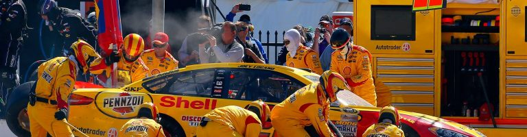 Las Vegas NASCAR Fight Under Review