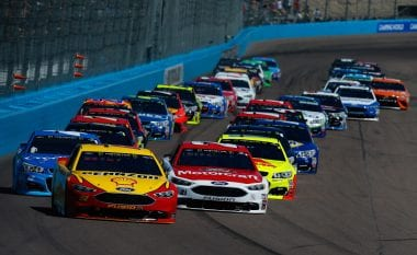 Joey Logano Stage 1 Winner at Phoenix International Raceway