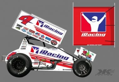 Kasey Kahne Racing iRacing Dirt Sprint Car
