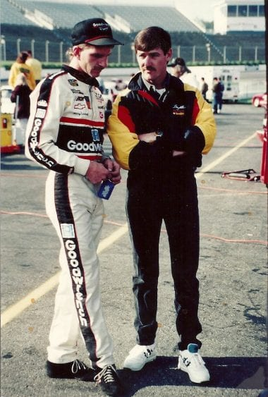 Kerry Earnhardt - Davey Allison