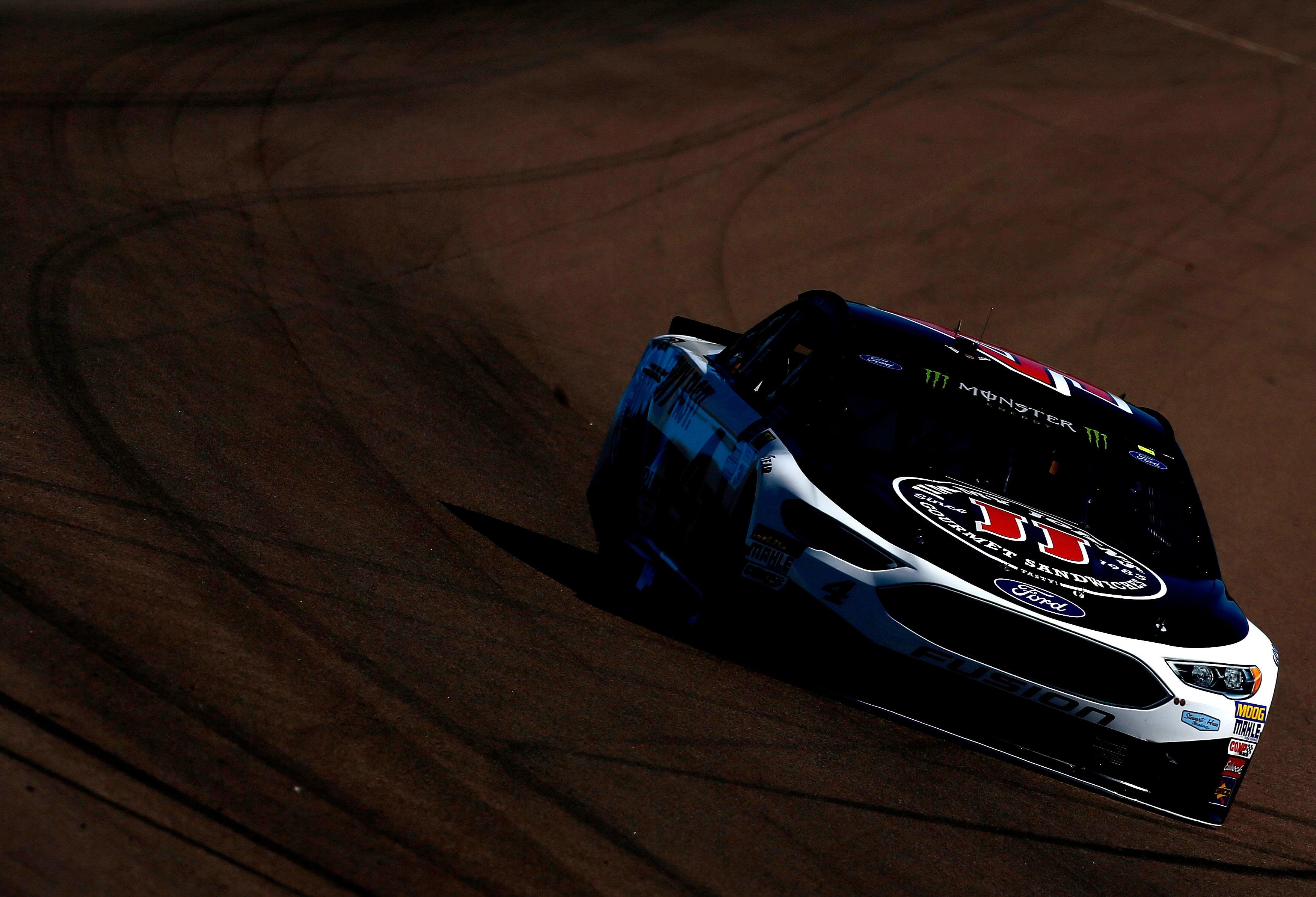 Kevin Harvick Phoenix International Raceway Penalty