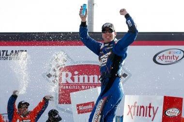 Kyle Busch wins Atlanta Motor Speedway 2017