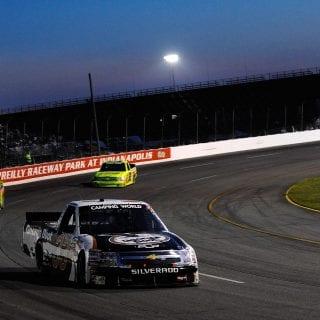 NASCAR Indianapolis Short Track
