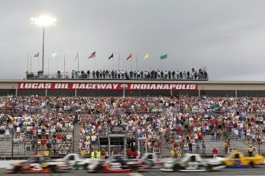 NASCAR Lucas Oil Raceway at Indianapolis