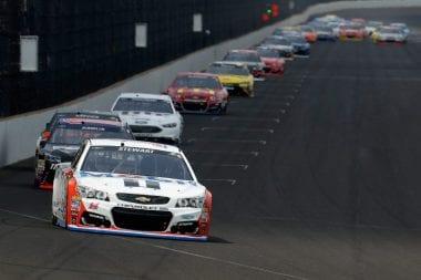 NASCAR at Indianapolis Motor Speedway