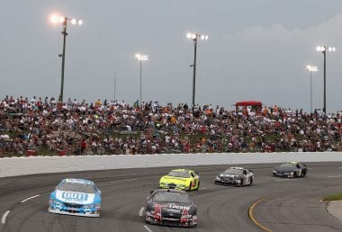 NASCAR at Lucas Oil Raceway Park at indianapolis