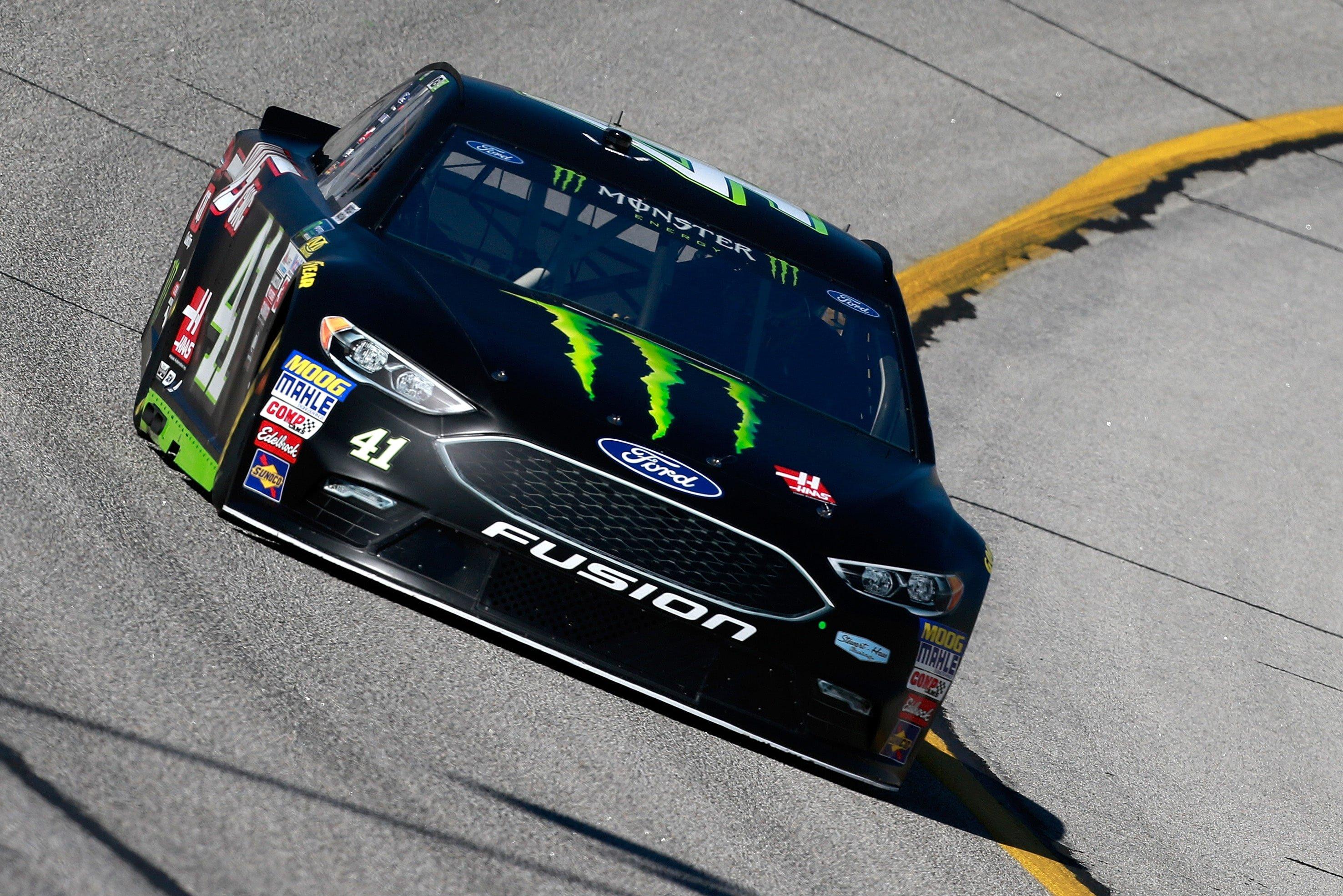 NASCAR is Going Dirt Racing this weekend at Atlanta Motor Speedway
